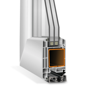 PVC-Türensystem K58