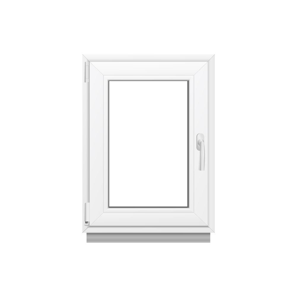 Kunststofffenster 60x90 cm fenstiger for Fenster 60x90