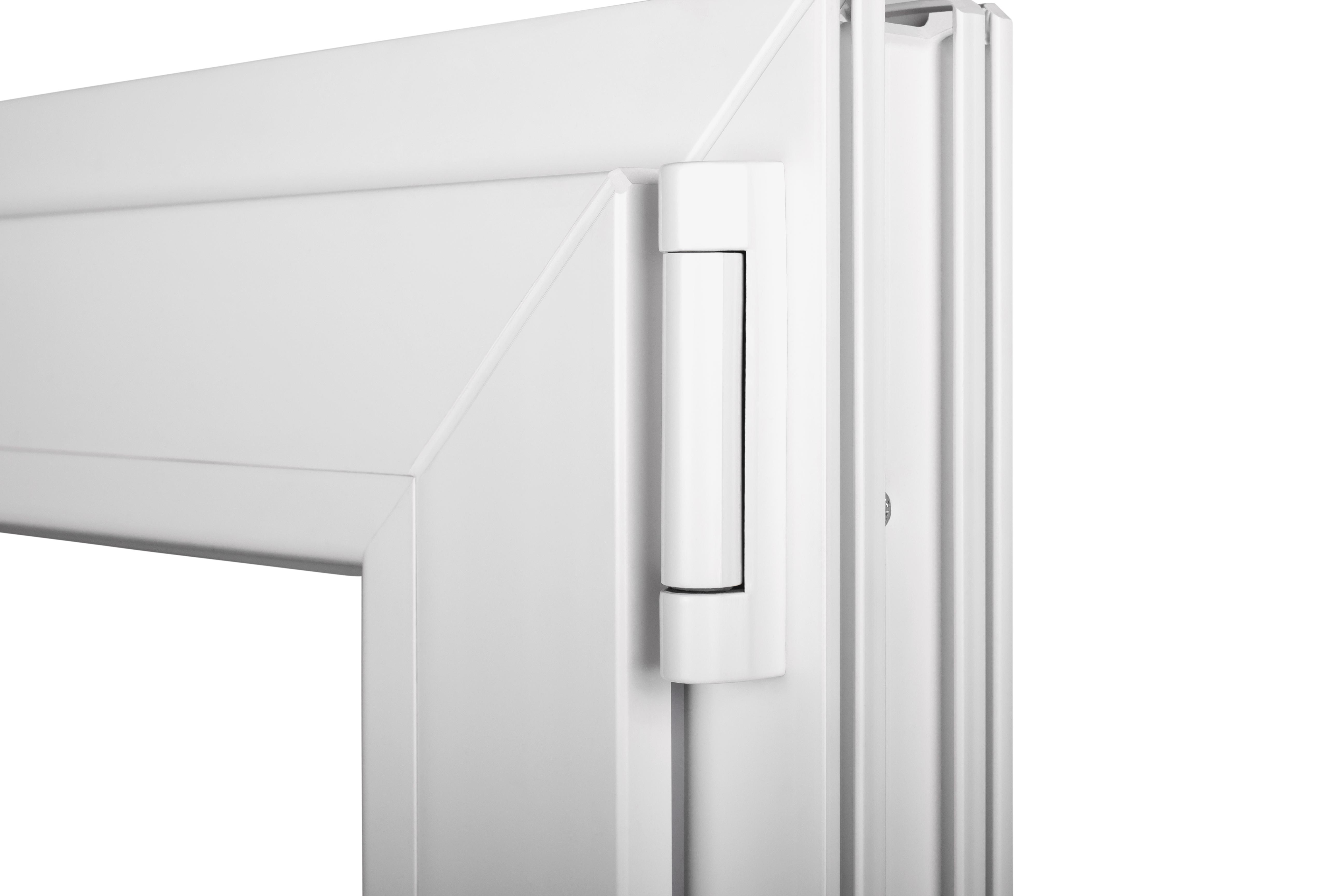 Kellerfenster Fenster Kunststoff 2-fach Verglasung ISOGLAS weiß Premium